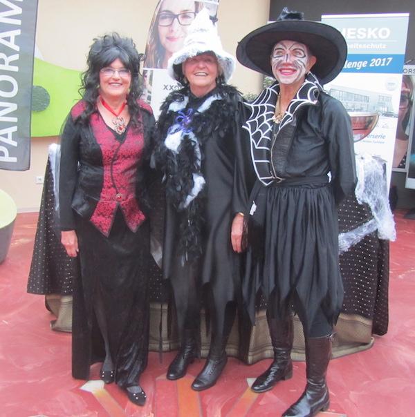 Halloween Turnier der Ladies am 25. Oktober bei Panorama Golf.