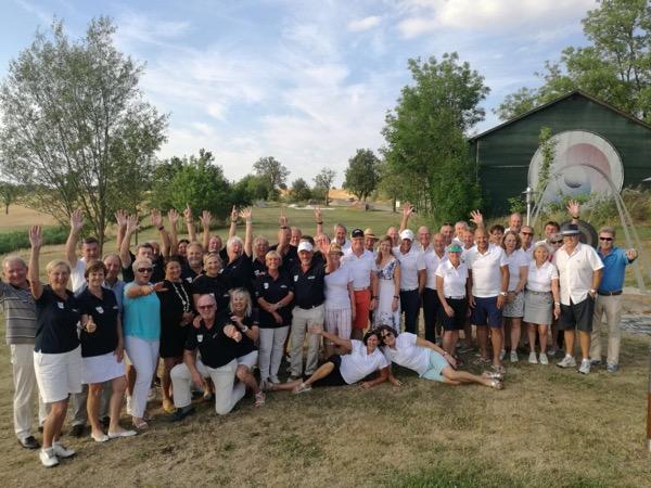 Ryder-Cup 2017, Panorama Golf, Stadt gegen Land, Stadt siegt