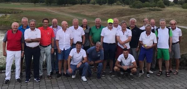 Sie sammelten an vier Spieltagen Punkte für die AK 50 II von Panorama-Golf.